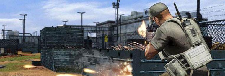 枪战射击游戏合集