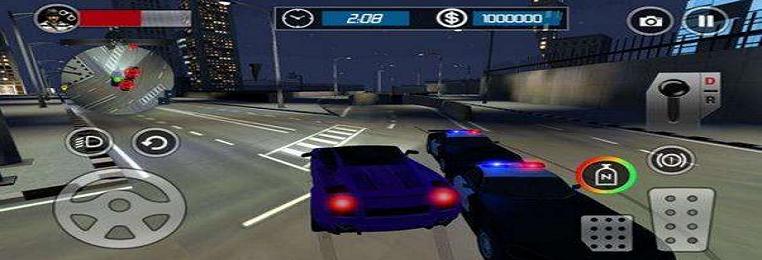 安卓3D驾驶游戏大全