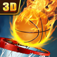 模拟篮球投篮