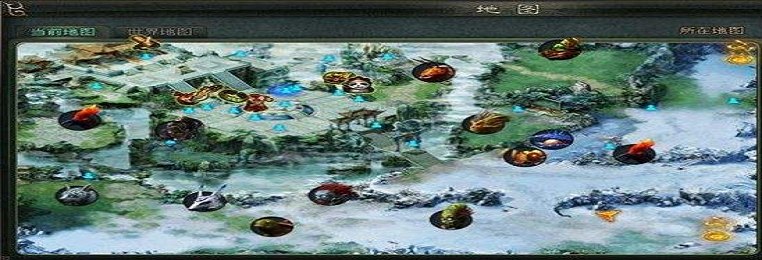 地图大的传奇游戏合集