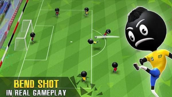 火柴人足球比赛