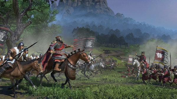 全面战争:三国Steam正版分流
