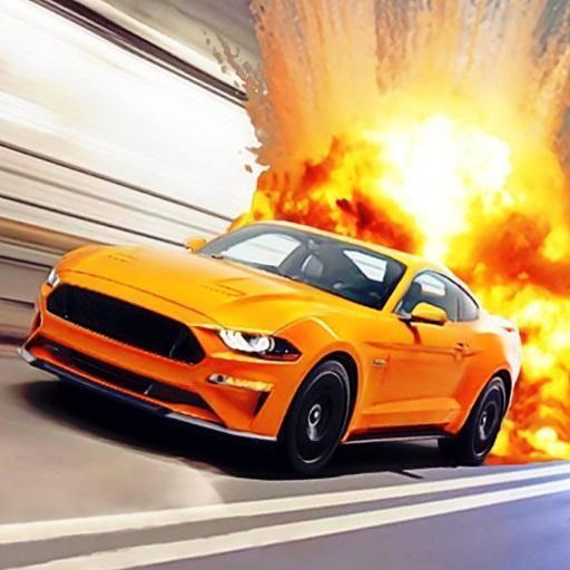 汽车射击消灭敌人