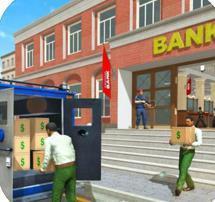 银行押款车驾驶模拟器
