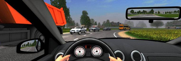 手机趣味模拟驾驶游戏合集