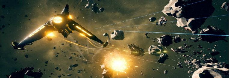 以外太空为题材的射击游戏