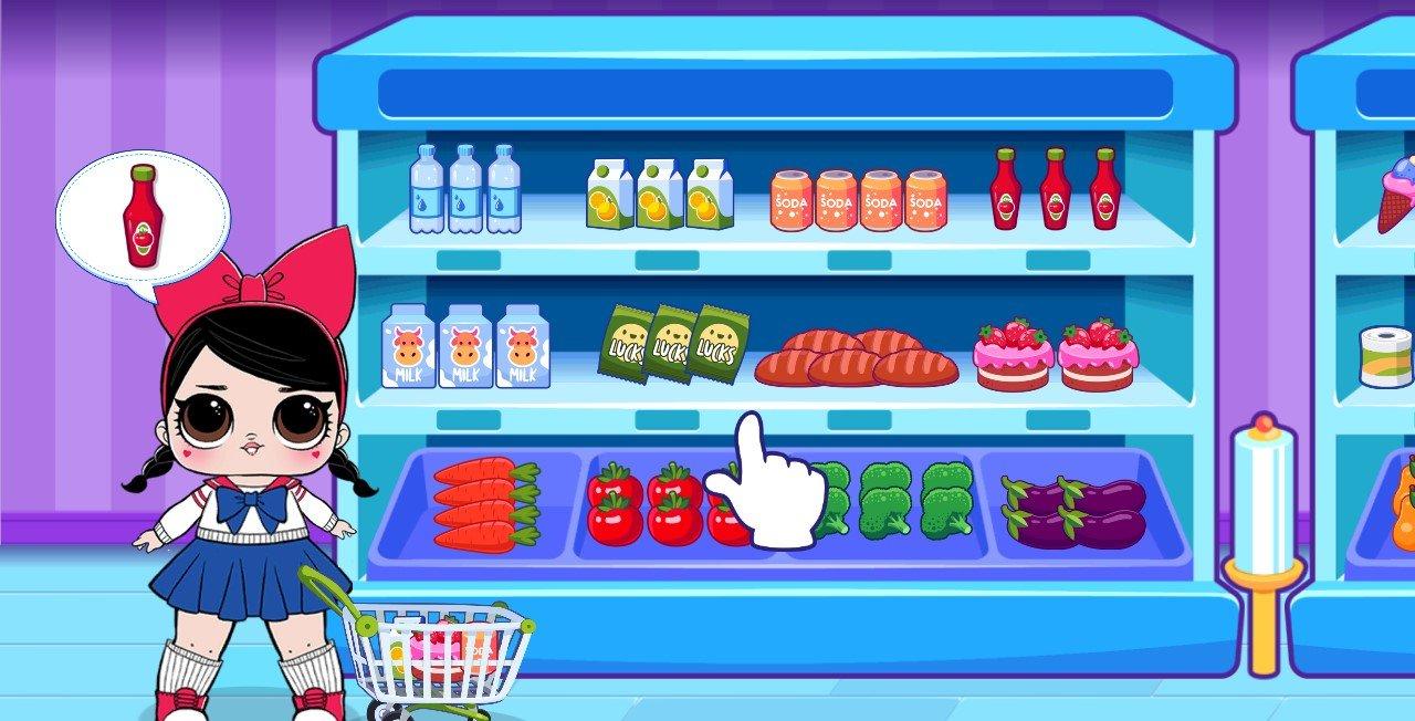 超市商店模拟