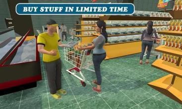 超市购物车模拟器