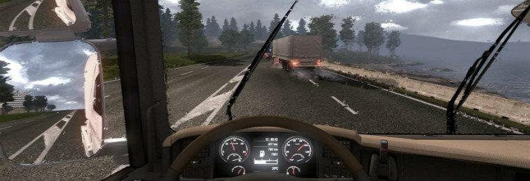 模拟开车趣味游戏合集