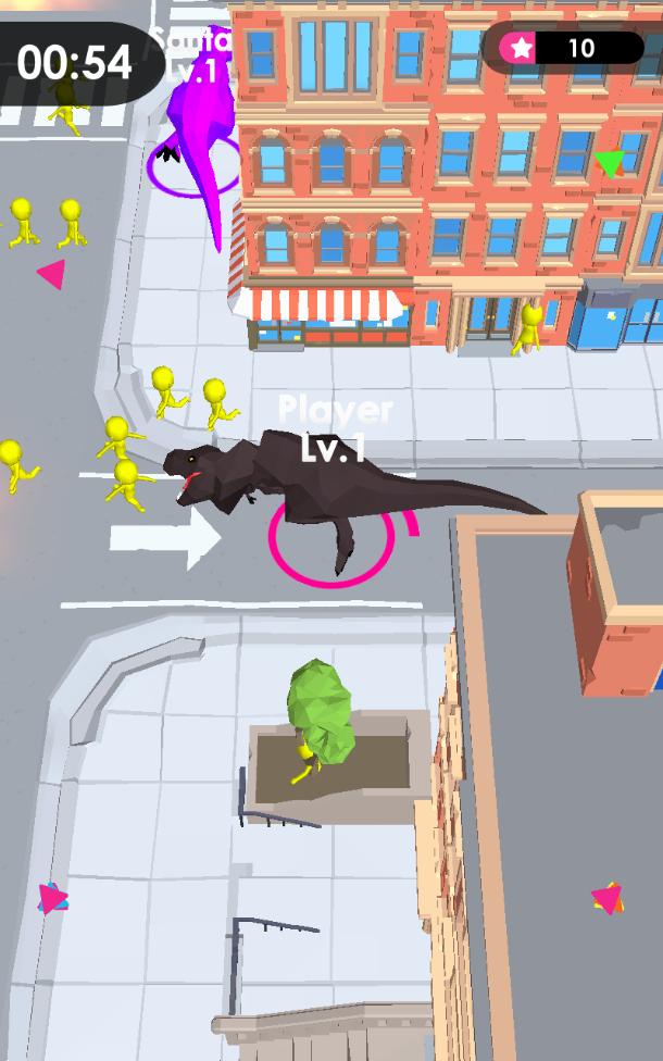 愚蠢的恐龙