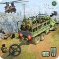 陆军越野运输卡车