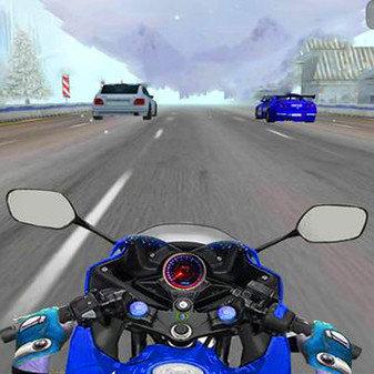 摩托车骑士