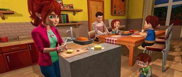 模拟当父母的游戏合集-模拟父母照顾婴儿的游戏合集