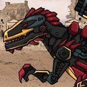 组装恐龙机器人