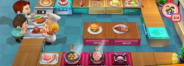 餐厅经营类游戏破解版合集-模拟经营餐厅类破解版手游大全