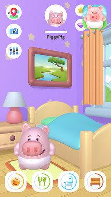 新生宝宝照顾小猪