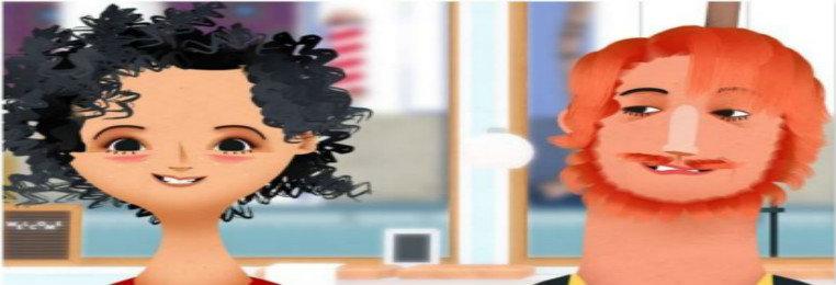模拟剪头发手机游戏-网上最火的剪头发游戏大全