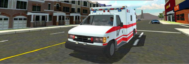 120救护车手机游戏合集
