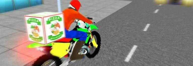 模拟开车送外卖的游戏大全-城市开车送外卖游戏