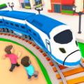 观光火车大秀