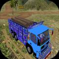 卡车野外运输模拟