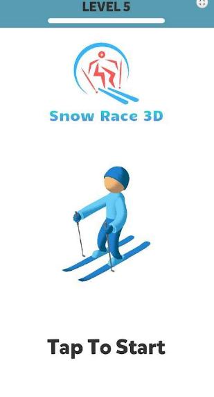 雪地漂移竞赛