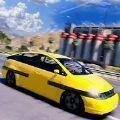 真正的3D出租车驾驶模拟