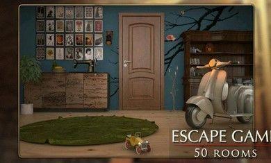 密室逃脱50个房间之三破解版