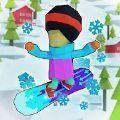 空闲滑雪大师