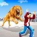 愤怒的狮子模拟