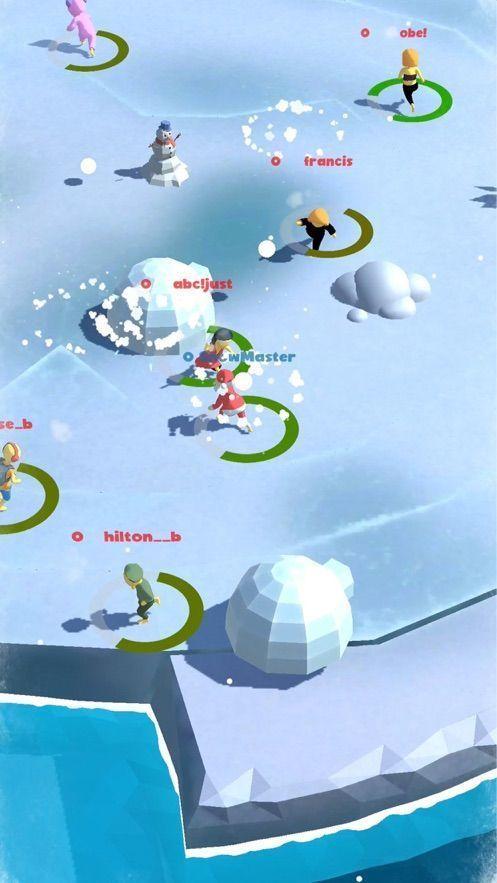 雪地大战3D