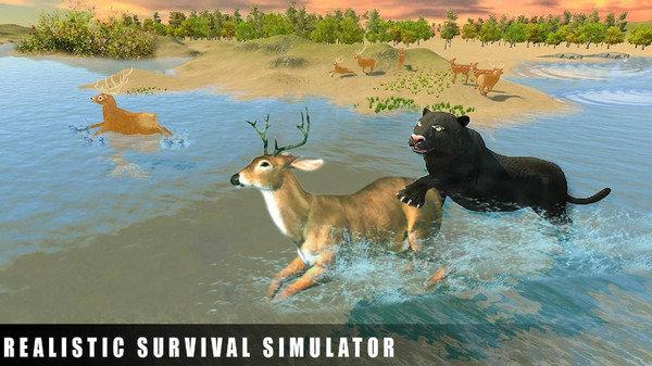 丛林黑豹模拟器