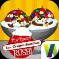 冰淇淋店糖果机