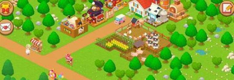 一天赚50的农场游戏合集