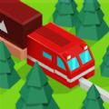 火车连接铁路