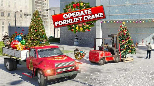 圣诞卡车模拟器