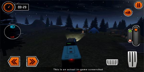 露营车模拟器