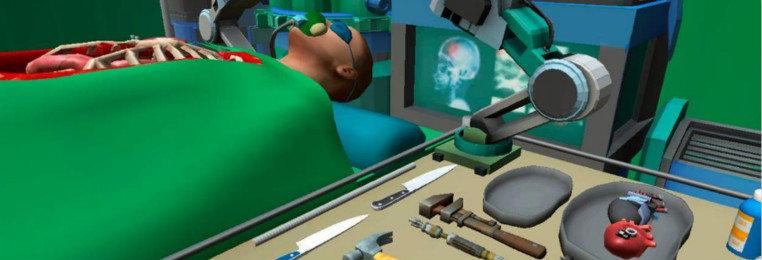 模拟做手术的游戏大全-超真实手术游戏