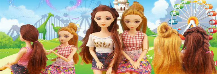 芭比娃娃装扮小游戏-芭比娃娃装扮手游大全