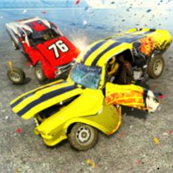 汽车粉碎竞技场