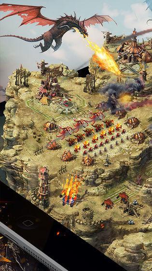 巨龙之战官方版本