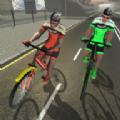 自行车城市公路赛