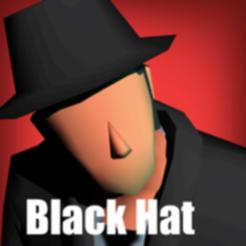 黑帽子解救人质