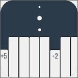 小球弹钢琴