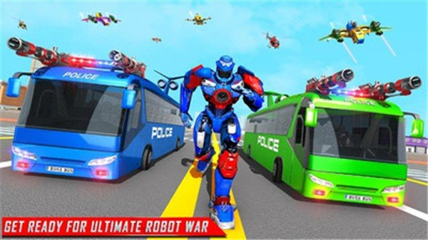机器人警察2020