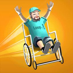 指尖节奏轮椅竞速