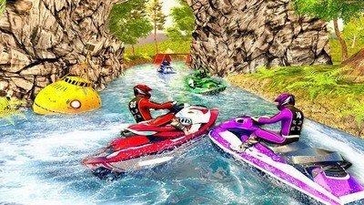 水上摩托艇竞赛3D