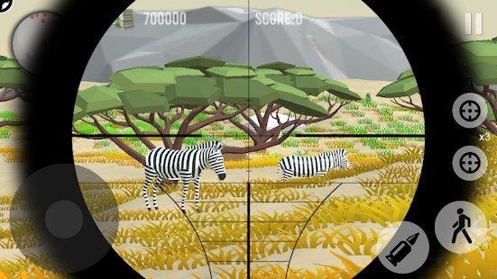 像素狩猎模拟器
