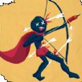 超级英雄弓箭手