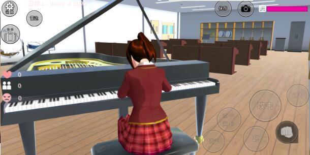 樱花校园模拟器全人物解锁版